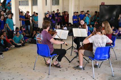 School performance in San Juan, Puerto Rico (Jan 2018)